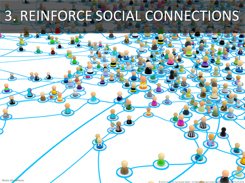 Making Health Addictive_Social Connections_Kvedar