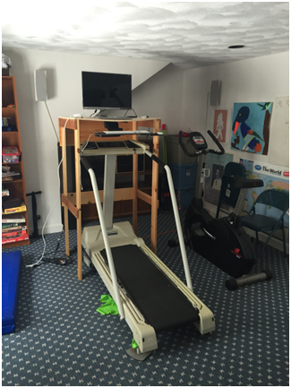 Kvedar_treadmill desk